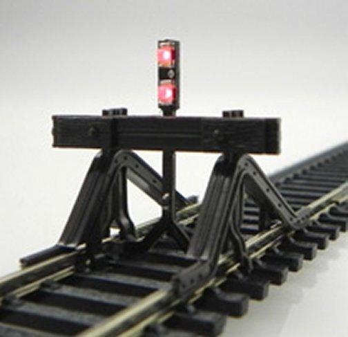 Train Tech Buffer Light